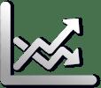 Data trends graph