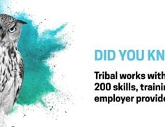 Tribal Group - Empowering the skills, training and employer sector