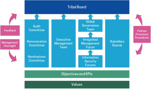 Tribal Dynamic Management Framework