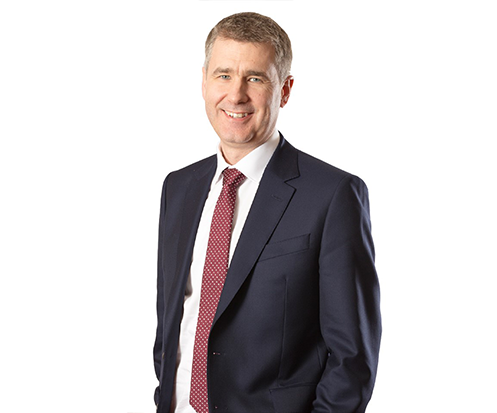 Mark Wilson, Chief Operating Officer